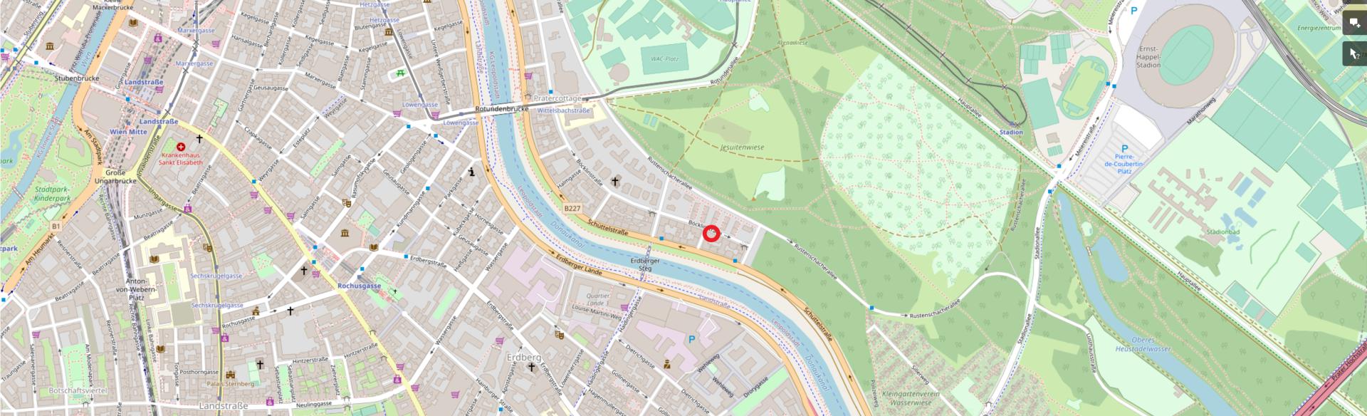 openstreetmap.org Map